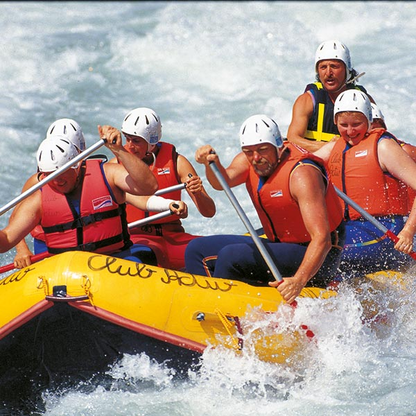 Rafting Valle Aurina e Val Pusteria